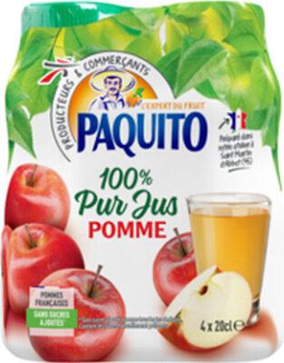 100% pur jus pomme - Produit - fr