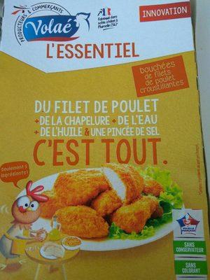 Bouchées de filets de poulet croustillantes - Product