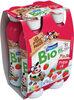 Yaourt à boire fraise bio - Product