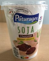 Soja Chocolat Dessert Végétal - Produit - fr