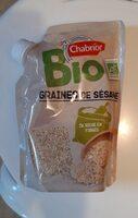 Graines de sésame bio - Produit - fr