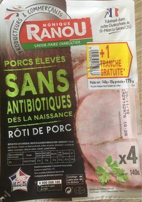 Rôti de Porc - Product