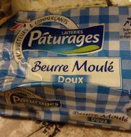 Beurre moulé doux - Product - fr