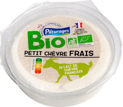 Petit chèvre frais Bio - Produit - fr