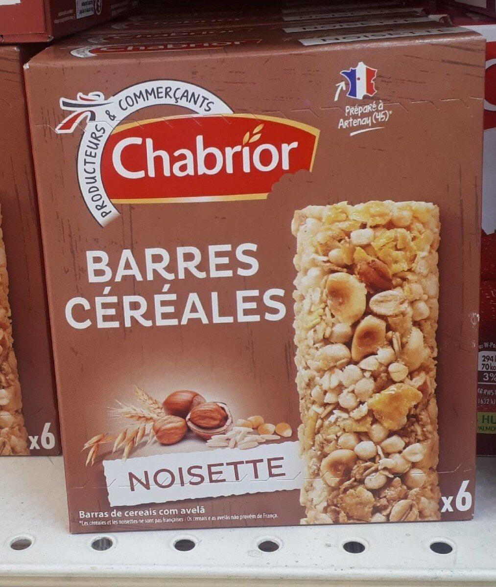 Barres céréales - Produkt - fr