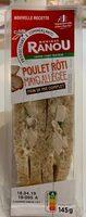 Poulet rôti mayo allégée - Product