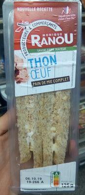 Sandwich Thon-Oeuf - Product