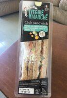 Club sandwich - Produit - fr
