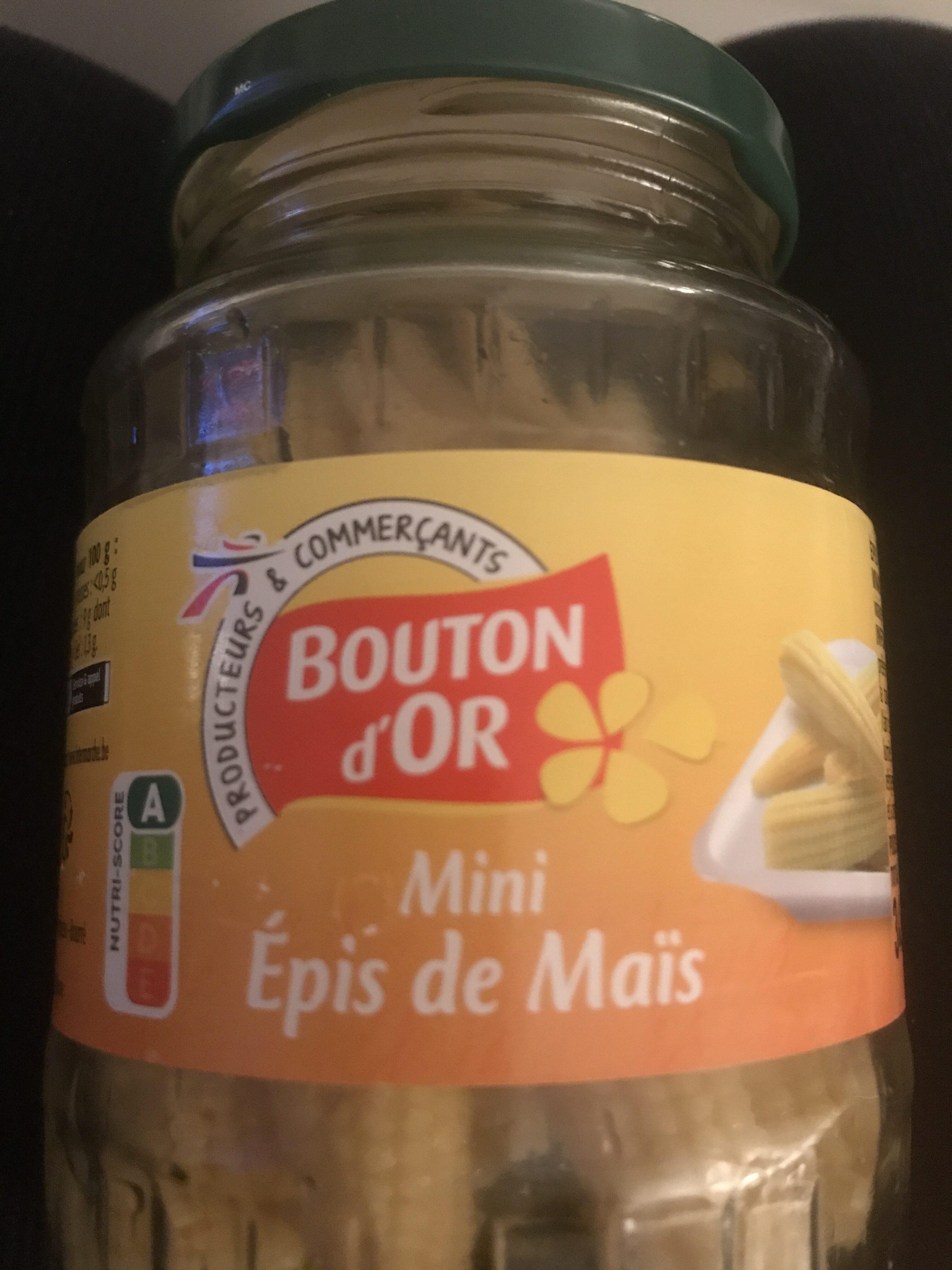 Mini Épis de Maïs - Produit - fr