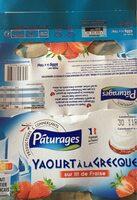 Yaourt à la grec - Product - fr