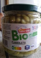 Flageolets bio - Produit - fr