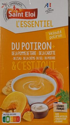 Velouté potiron - Prodotto - fr