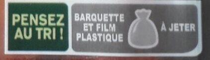 Dés de Chorizo doux - Instruction de recyclage et/ou informations d'emballage - fr