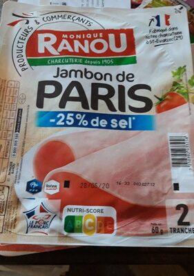 Jambon - Product - fr