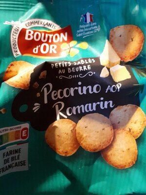 Pecorino romarin - Produit - fr