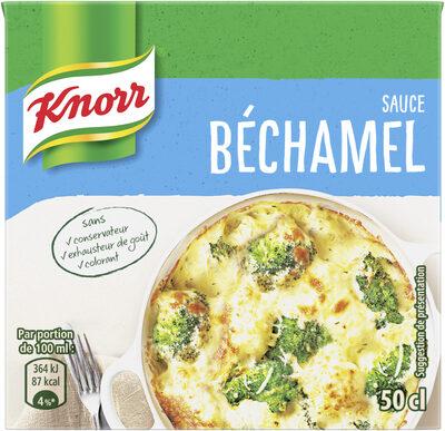 Knorr Sauce Béchamel Brique 50cl - Produit - fr