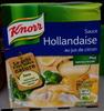 Sauce Hollandaise au Jus de Citron - Produit