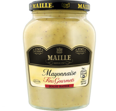 Maille Mayonnaise Fins Gourmets Bocal 320g - Product