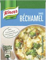 Knorr Sauce Béchamel à la Noix de Muscade 20cl Lot de 2 - Product - fr