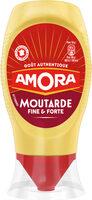 AMORA Moutarde Fine et Forte Flacon Souple - نتاج - fr