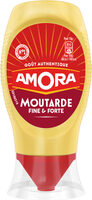 AMORA Moutarde Fine et Forte Flacon Souple - Product - fr
