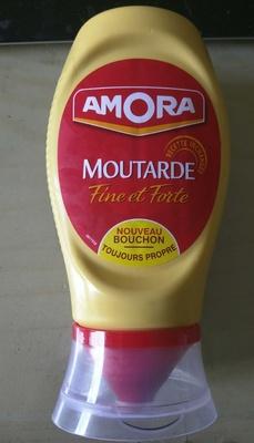 Moutarde fine et forte - Produit