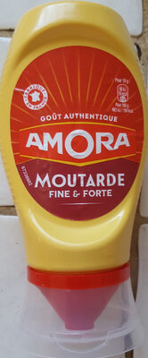 Moutarde fine et forte - Product