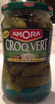 Croq'vert Aux 5 Epices & Aromates - Produit