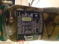 Croq'vert Aux 5 Epices & Aromates - Ingrediënten