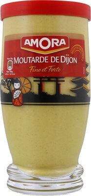 Amora Moutarde de Dijon Fine et Forte Verre Long 300g - Product - fr