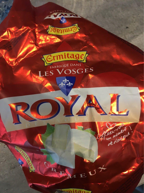 Royal Crémeux - Produit - fr