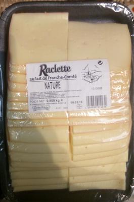 Raclette nature - Produit - fr