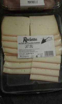 Raclette au Lait Cru de Franche-Comté - Product - fr