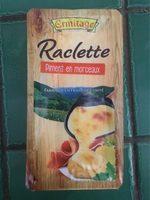 Fromage à Raclette Piment - Produit - fr