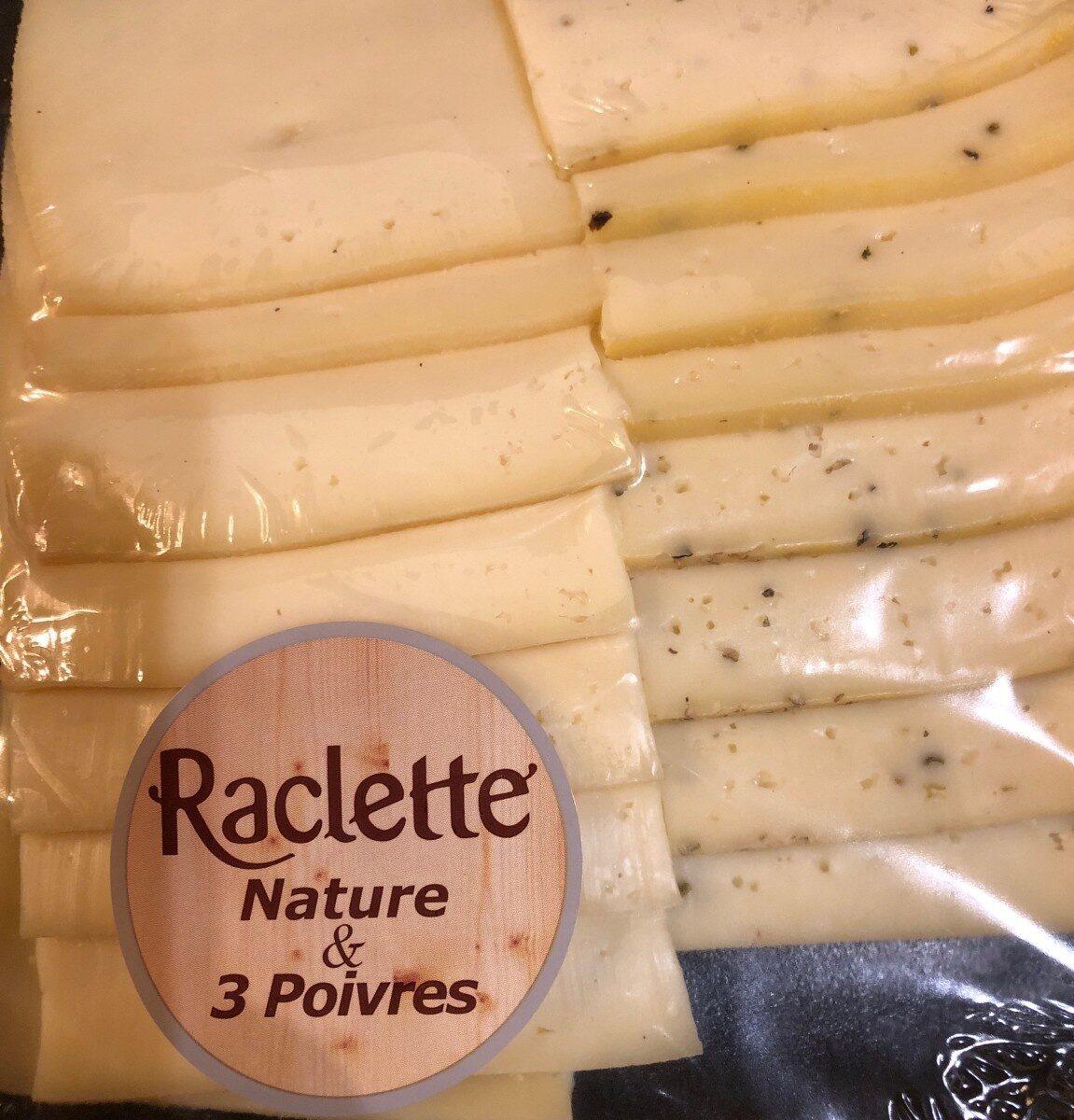 Raclette (grand frais) - Produit - fr
