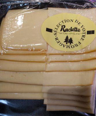 Fromage à raclette - Produit - fr