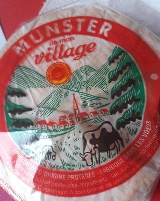 Munster de mon village - Product