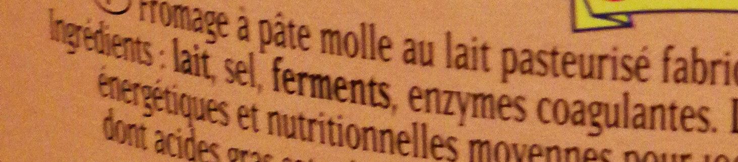 Fromage Pour Tartiflette - Ingrédients - fr