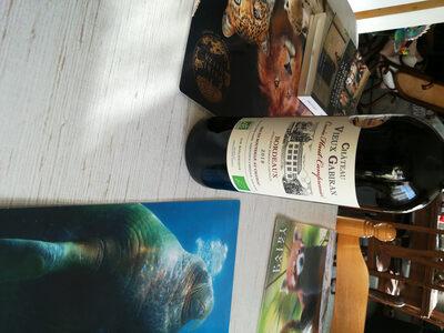 Vin rouge château vieux gabiran - Prodotto - fr