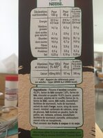 Chocapic crunchy muesly - Ingrediënten