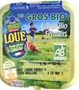 Les Gros Bio 4 Oeufs Bio Fermiers - Product