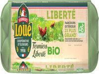 10 oeufs fermiers bio de - Prodotto - fr