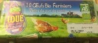 Oeufs Bio Fermiers - Product