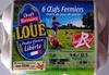 6 Œufs fermiers (gros) de Loué - Produit