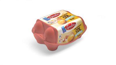 6 œufs Sol Extra-Frais - Product