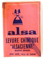 """Levure Chimique """"Alsacienne"""" - Product - fr"""