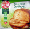 Pain grillé Bio Campanel - Produit