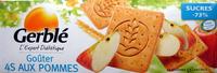 L'Expert diététique goûter 4S aux pommes - Produit - fr