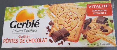 Goûter pépites de chocolat - Product