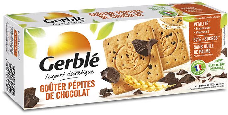 Goûter pépites de chocolat - Product - fr